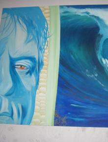 Blue Prairie Surf