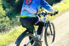 Tampster Howard Danchik - bike windbreaker