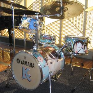 Custom Drum Set