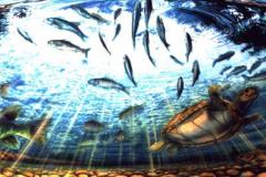Hockunk - Under the Lake Mural