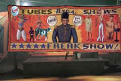 The Tubes Freak Show Set