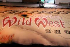Tubes Wild West Stage Set