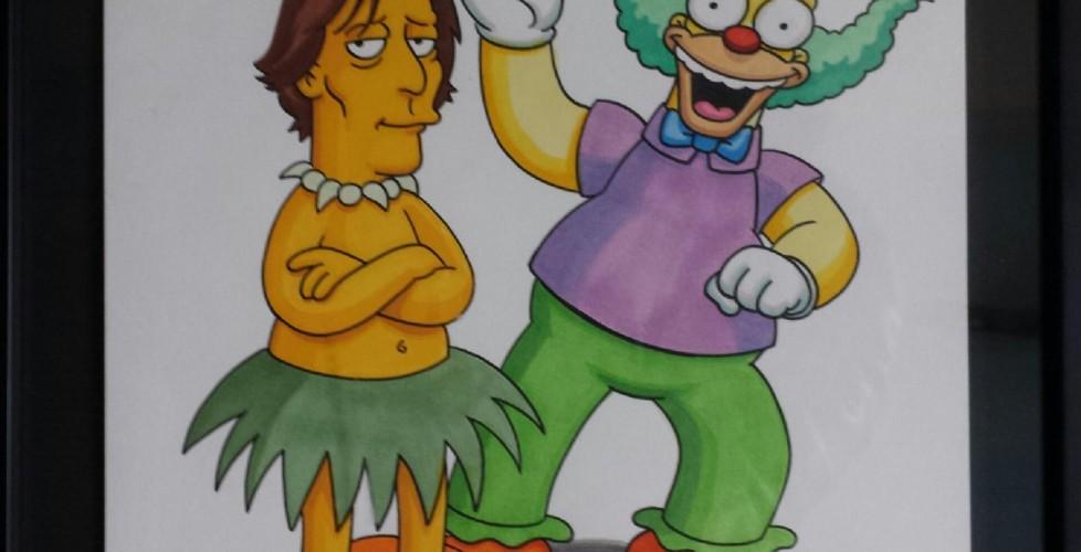 I've Been Simpsonized!