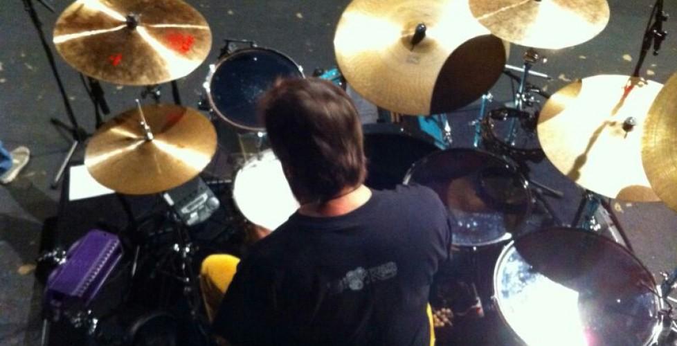 Custom Tracks with Drummer Prairie Prince