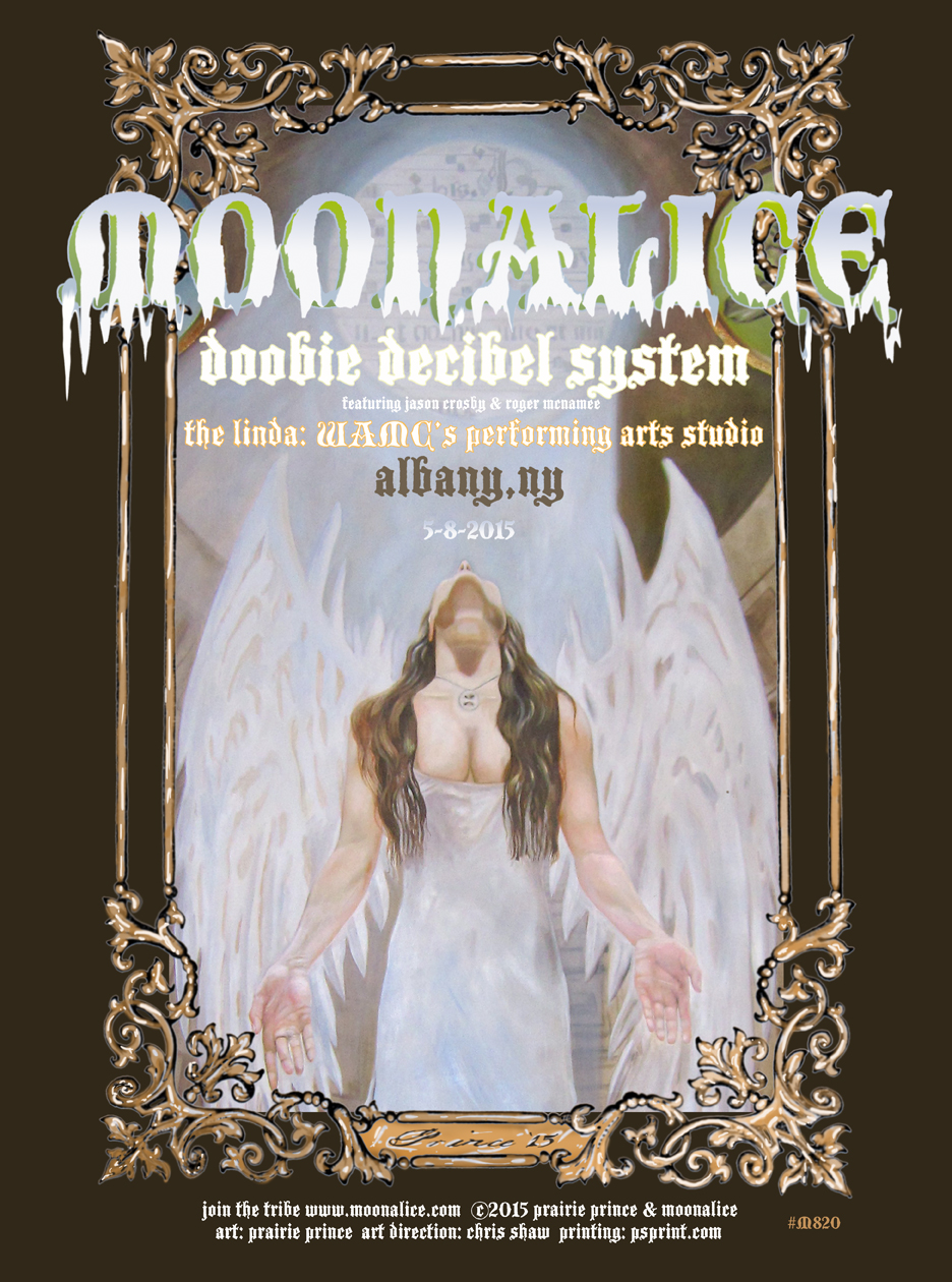 Moon Alice Poster