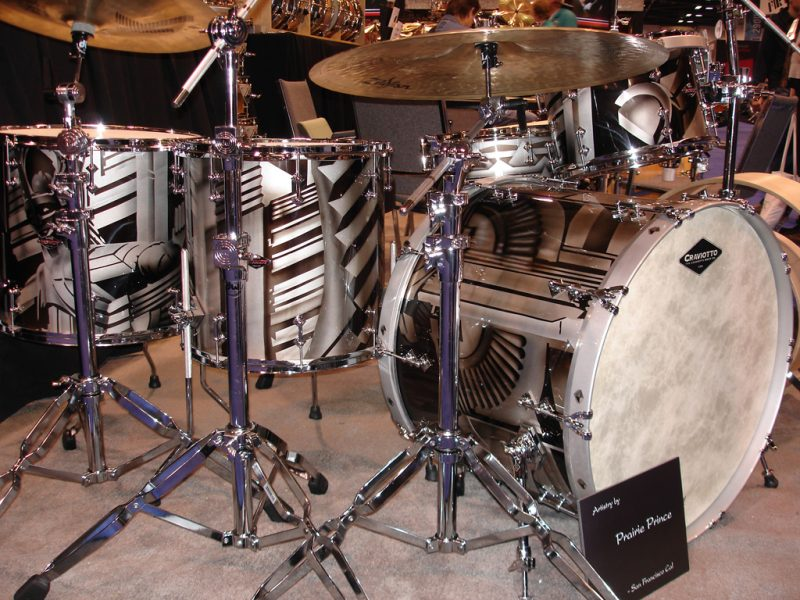 Custom Drums