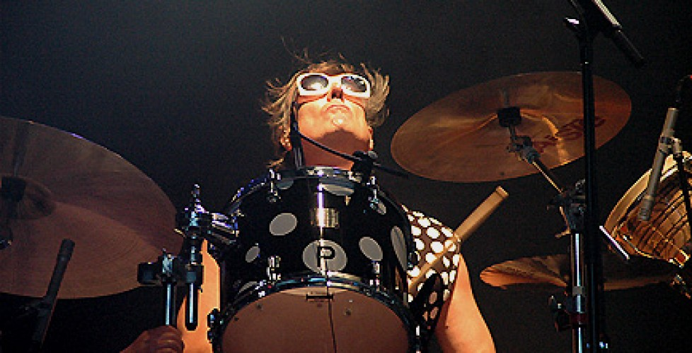 February 2015 Modern Drummer: Catching Up With Prairie Prince