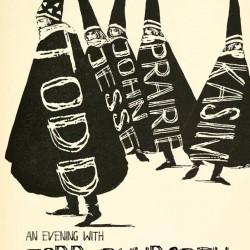 An Evening with Todd Rundgren Winter Tour 2015 – 2016