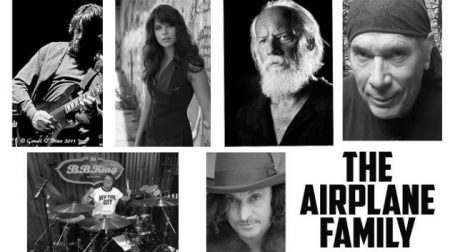 The Airplane Family & Friends' Tour Dates Announced