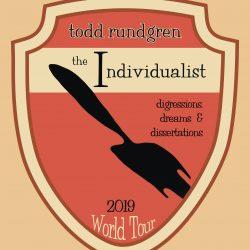 Todd Rundgren's 'The Individualist' Tour dates